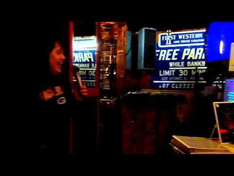 Terra Bass karaoke at Fanny Ann's Downtown Sacramento