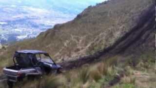 Canam en acción en cuenca Ecuador