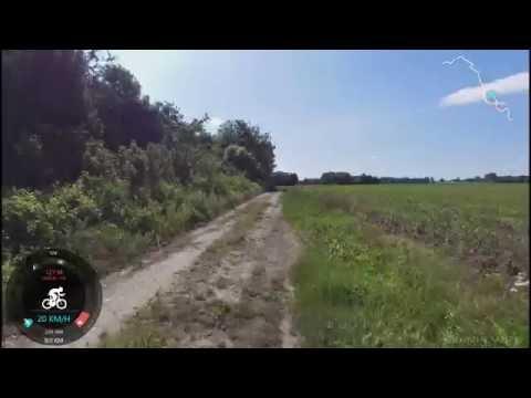 Donja dubrava-Legrad-Šoderica offroad