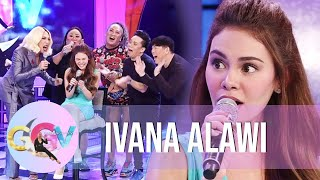 Ivana shares that her Moroccan father left her his inheritance | GGV