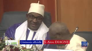 Hommage a Serigne Atou Diagne