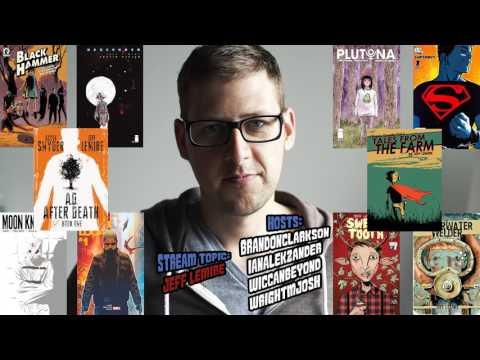 The Fabtastic Four: Ep. 2 Jeff Lemire