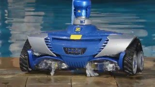 The Best Pool Cleaner of 2016: Introducing the Zodiac MX8 Elite