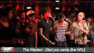 The Wanted - Glad You Came - Live - C