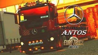 [ETS2 v.1.26] Mercedes-Benz Antos