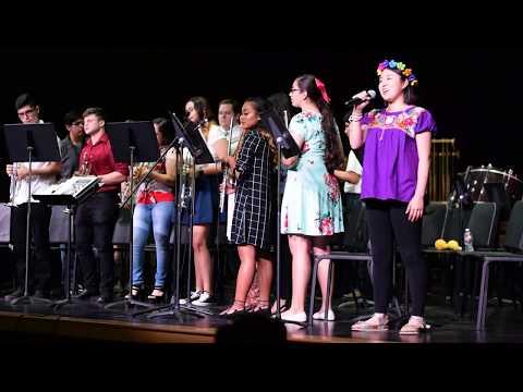 Dilley High School Mariachi Band 2018