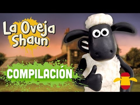 Compilación Temporada 3 (episodios Completos) - La Oveja Shaun