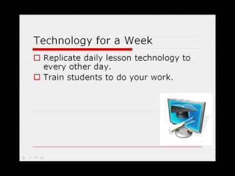 Web 2.0 Technologies - Kristina Story
