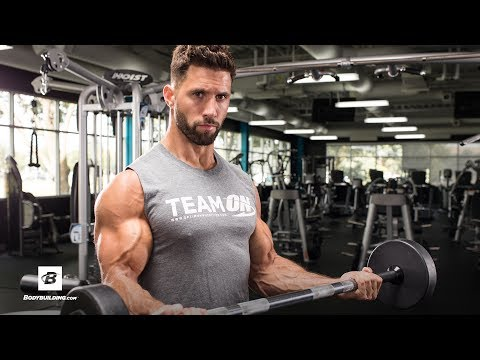 Julian Smith's Arm Smashing Biceps & Triceps Workout