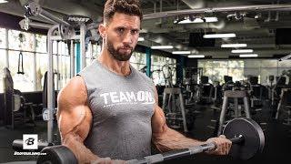 Julian Smith's Arm Smashing Biceps & Triceps Workout