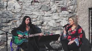No Frontiers cover for 'Swing by the Lee'  by The Songstress and Mary O'Neill Norberg YouTube Thumbnail