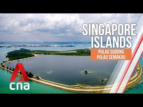 Singapore Islands: The Transformation Of Pulau Sudong & Semakau  | The Islands That Made Us