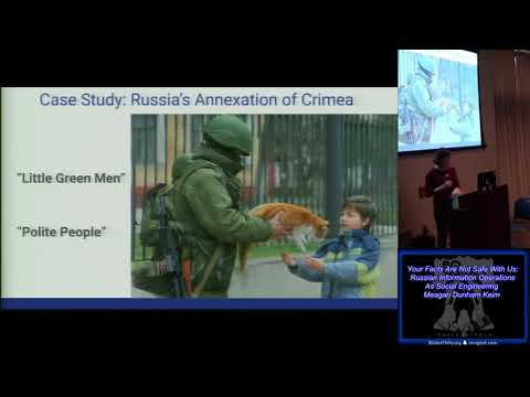 BSidesPhilly cs01 Your Facts Are Not Safe With Us Russian Information Operations As Social Engineeri