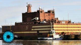 Was soll das? Erstes schwimmendes Atomkraftwerk  - Clixoom Science & Fiction