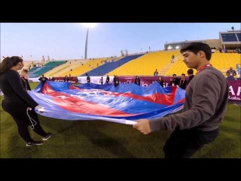 Qatar Airways Cup - Fc Barcelona vs Al-Ahli Saudi Fc : Doha Travel Diary