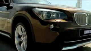 BMW  X1. Восторг / BMW X1. Joy