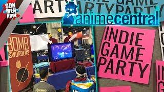 INDIE GAME PARTY @ ACEN 2018 | Bomb Sworders Interview
