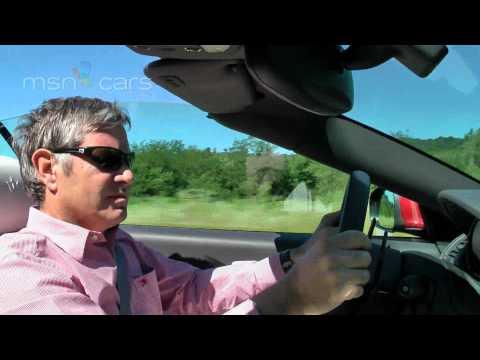 Maserati Gran Cabrio Sport MSN Cars test drive