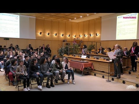7 jours à Nanterre : hebdo 12 mars 2018