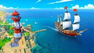 Seaport - Explore, Collect & Trade