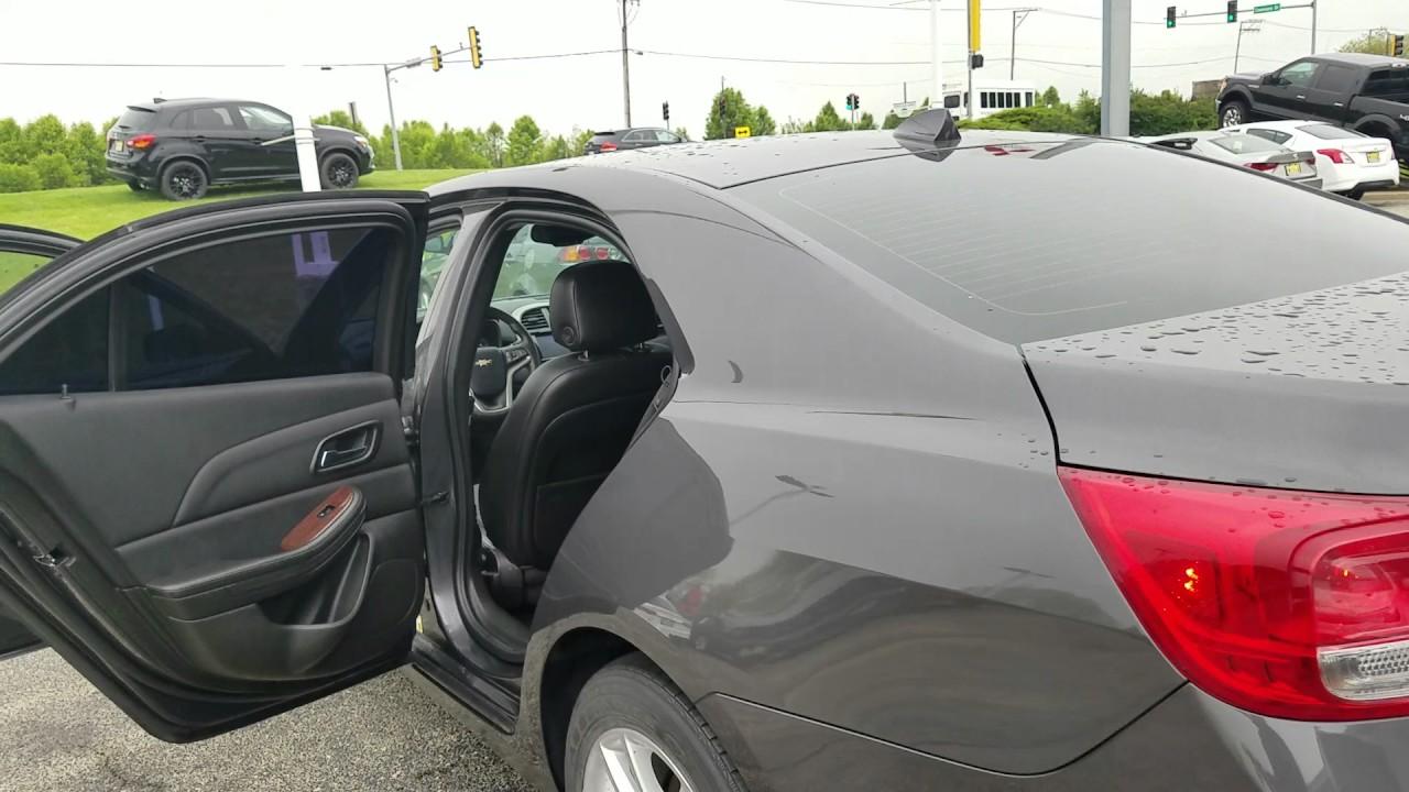 Max Madsen Mitsubishi >> 2013 Chevy Malibu Eco in Aurora IL, Max Madsen Aurora Mitsubishi - YouTube