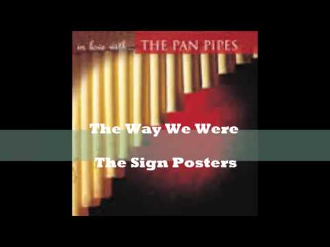 The Way We Were -The Sign Posters