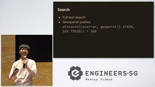App Engine, chatbots and DevOps - Google Cloud Platform User Group Singapore