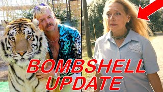 THIS is How You Know Carole Baskin Did it – Tiger King Update New Episode - Joe Exotic