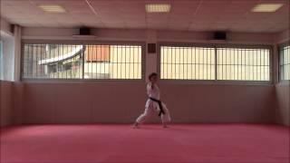 Kanku Daï - Karate Training Sonia Fiuza