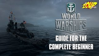 World of Warships Beginners Tutorial