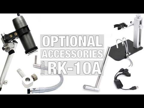 Dino-Lite RK-10A Optional Accessories