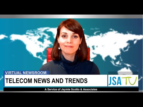 Telecom News & Trends (TNT) - Issue 40 - Video Roundup
