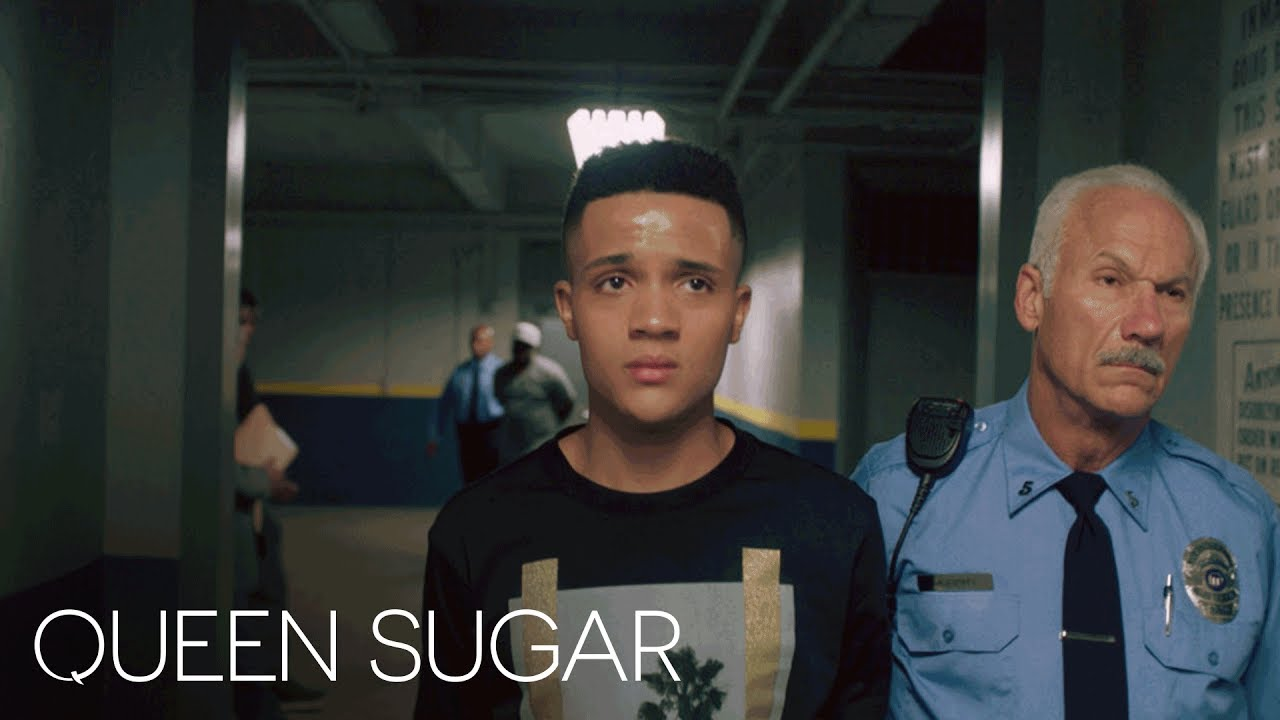 Image result for queen sugar cop scene
