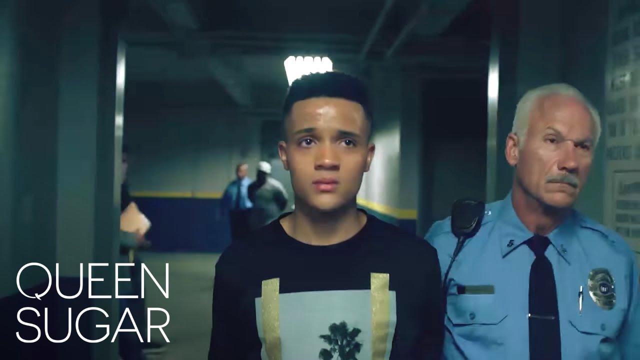 Image result for queen sugar cop scene