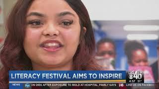 SFAYC Literacy Festival 2020 interview