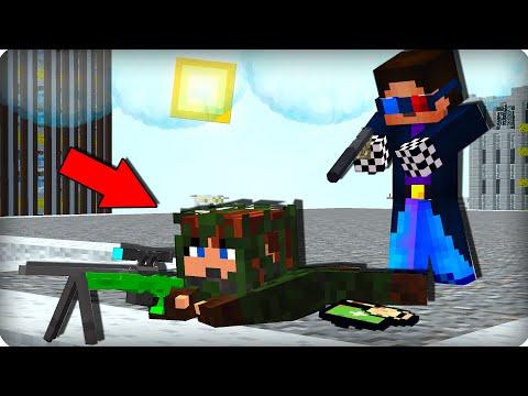 Он следит за нами, КТО ОН? [ЧАСТЬ 78] Зомби апокалипсис в майнкрафт! - (Minecraft - Сериал)