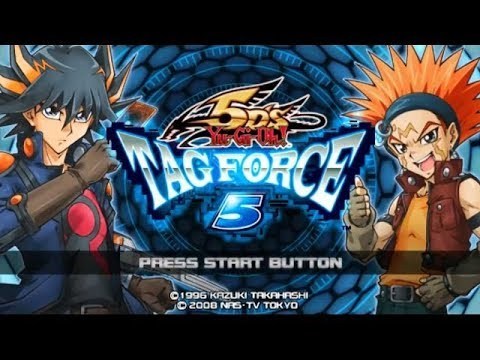 e4c5c3db6 تحميل لعبة : Yu-Gi-Oh! 5D's Tag Force 5 - YouTube