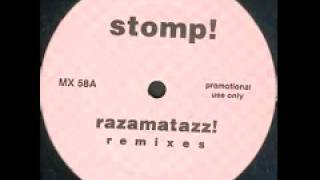 "Brothers Johnson ""Stomp"" (Razamatazz Remix)"