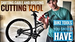 Bike Tools You Should Have: Changing a rear shifting cable and housing