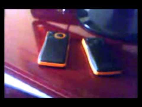 Disputa de celulares da LG...Modelo GM205 Music !!!
