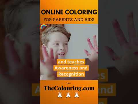 Shorts Online Coloring For Kids - Color Online Free Coloring Pages-  Colouring Book Of 1000 Sketches - YouTube