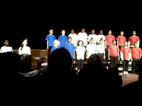 City Neighbors Hamilton - 2012 Fifth Grade - Performs