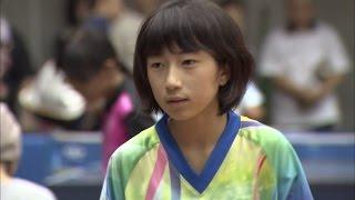 【全農杯 全日本卓球選手権大会 ホープス・カブ・バンビの部】ダイジェスト⑪