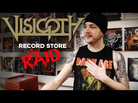 Visigoth - Record Store Raid