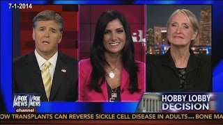 Hobby Lobby Decision Debate - Dana Loesch Vs. Now - Sean Hannity