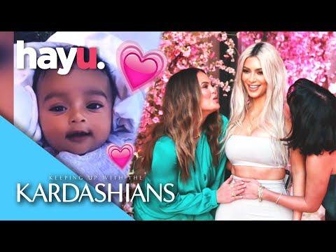 Kim's Journey to Motherhood Via Surrogacy & Chicago's Birth   Keeping Up With The Kardashians