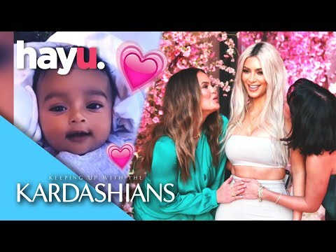 Kim's Journey to Motherhood Via Surrogacy & Chicago's Birth | Keeping Up With The Kardashians