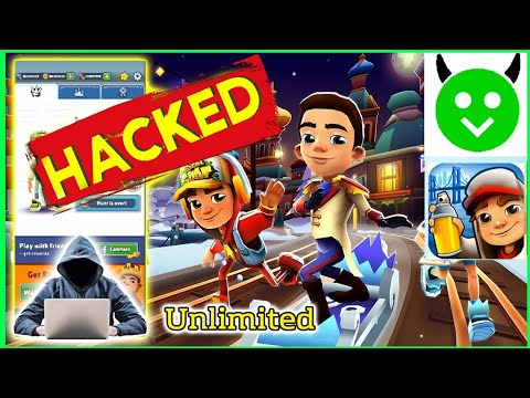 Subway Suffer Game Hack    How To Hack Subway Surfers    Happy Mod Apk Free Download And Install   