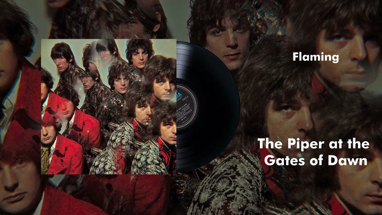 Pink Floyd - Flaming (Official Audio)