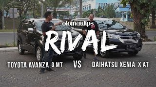 RIVAL Toyota Avanza vs Daihatsu Xenia 2016 ft. ASPROS AUTO